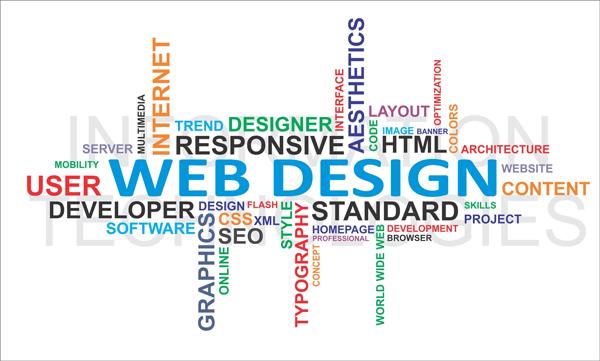 web word design
